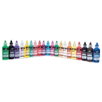 Dimensional Fabric Paint Rainbow 20-Pack