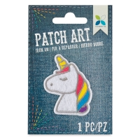 Iron-On Patch Art (Unicorn)