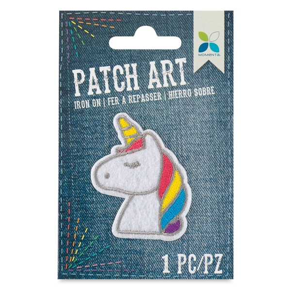 Iron-On Patch Art (Unicorn)