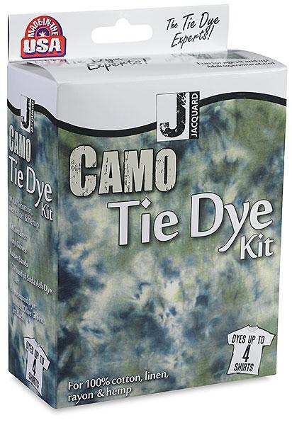Camo Tie Dye Kit