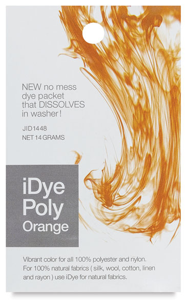 Jacquard iDye for Polyester/Nylon - BLICK art materials