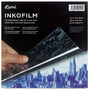 Inkofilm Sheets