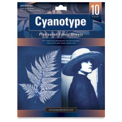 Jacquard Cyanotype