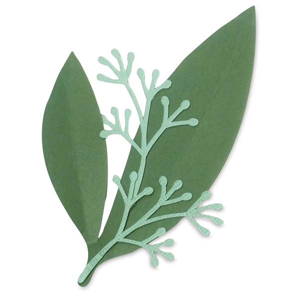Eucalyptus, Set of 2<br/>(Finished Example)