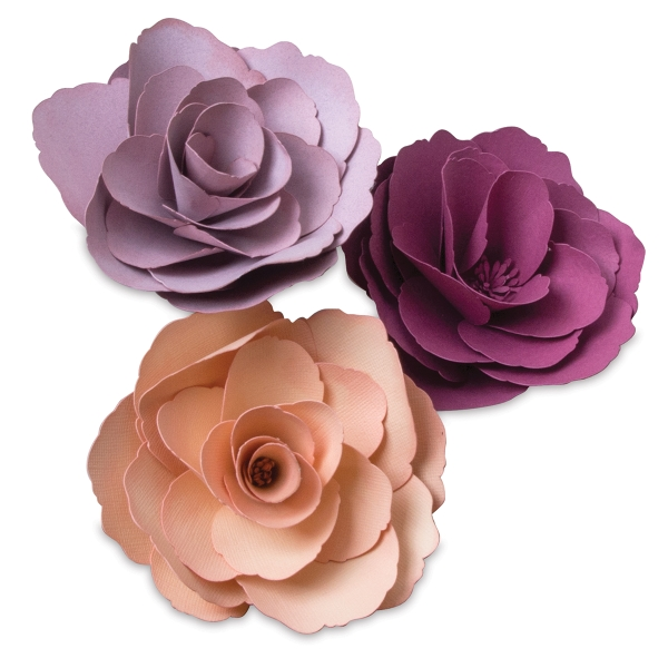 Rose, Set of 3<br/>(Finished Example)