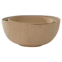 Nested Bowls, Set of 3 (Shown nested)
