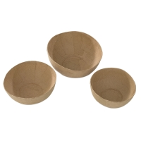 Nested Bowls, Set of 3