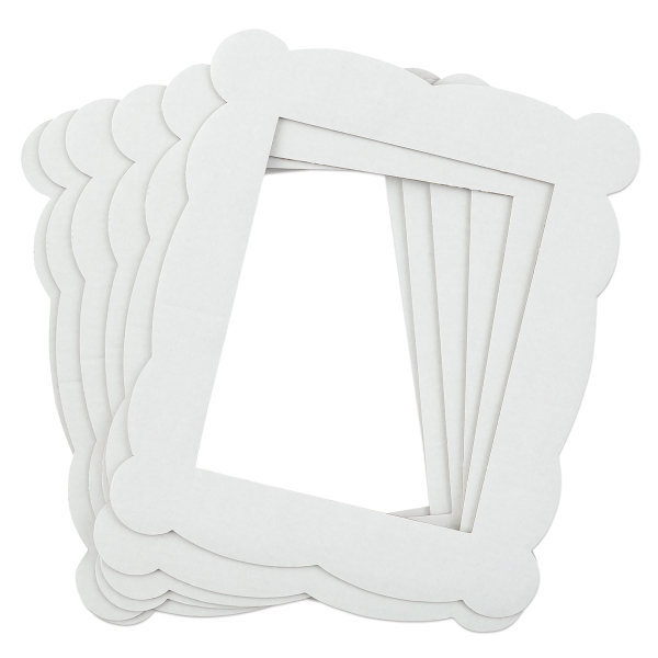 Corrugated Frames, Pkg of 6
