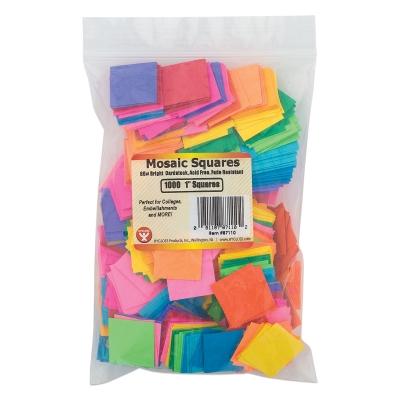 Mosaic Squares, 1000 pieces, Cardstock