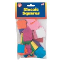 Mosaic Squares, 2500 pieces, Tissue Paper