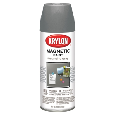 Magnetic Spray Paint