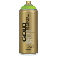 Montana Gold Acrylic Spray Paint, Poison Dark, 400 ml can