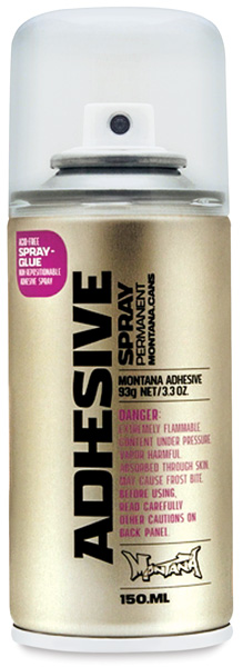 Adhesive Spray, Permanent