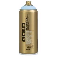 Montana Gold Acrylic Spray Paint, Denim Light, 400 ml Can