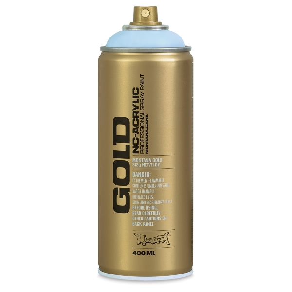 Montana Gold Acrylic Spray Paint, Denim Light, 400 ml Can