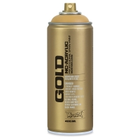 Montana Gold Acrylic Spray Paint, Sand, 400 ml Can