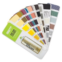 Montana Gold Acrylic Spray Paint Color Swatch Chart