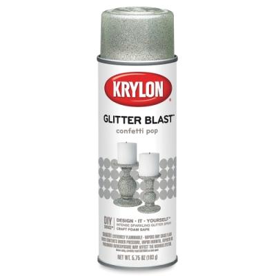 Glitter Blast Spray Paint, Confetti Pop