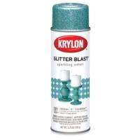 Glitter Blast Spray Paint, Sparkling Waters