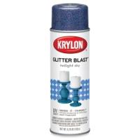 Glitter Blast Spray Paint, Twilight Sky