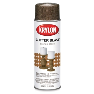 Krylon Glitter Blast Spray Paints
