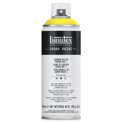 Liquitex Professional Spray Paint, Cadmium Medium Hue 5