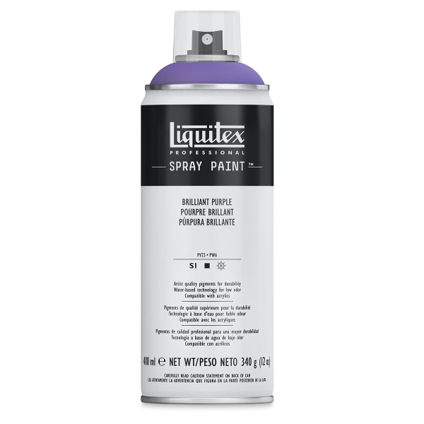 Liquitex Professional Spray Paint, Brilliant Purple