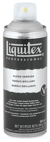 Gloss Spray Varnish