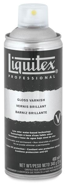 Gloss Spray Varnish