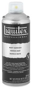 Matte Spray Varnish