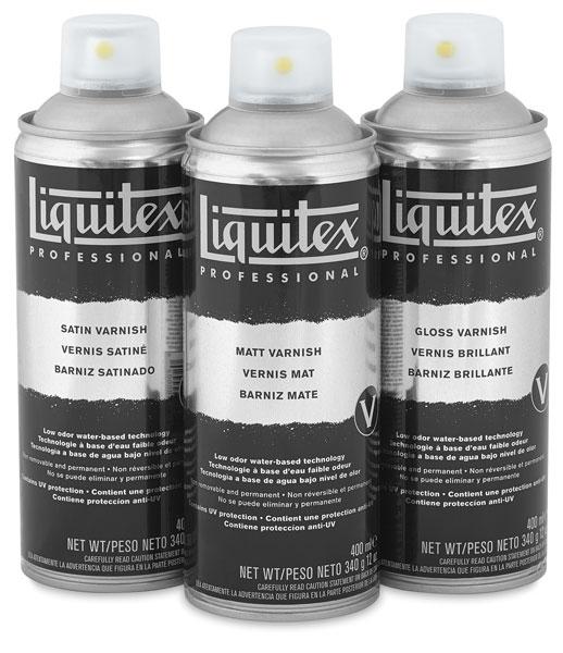Liquitex Spray Varnish