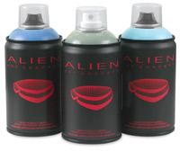 MTN Alien Spray Paint