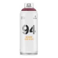 MTN 94 Spray Paint, Bitacora Red, 400 ml can