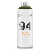 MTN 94 Spray Paint - Borneo Green, 400 ml can