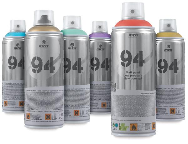 Mtn 94 Spray Paint Blick Art Materials