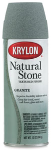 Natural Stone Spray Paint, Granite