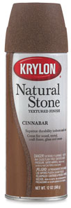 Natural Stone Spray Paint, Cinnabar