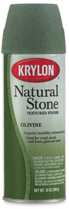 Natural Stone Spray Paint, Olivine