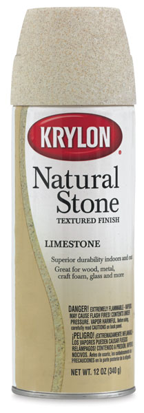 Natural Stone Spray Paint, Limestone