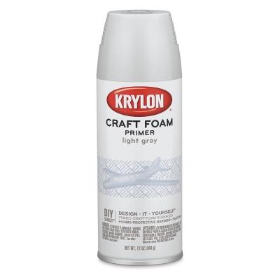 Craft Foam Primer, Light Gray