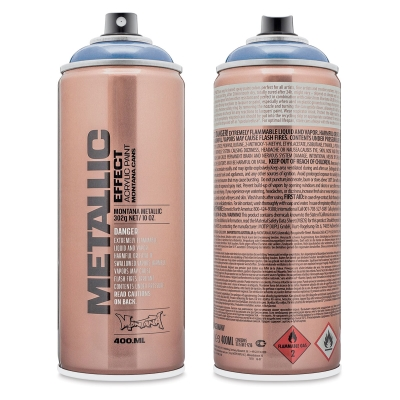 Metallic Effect Spray, Ice Blue