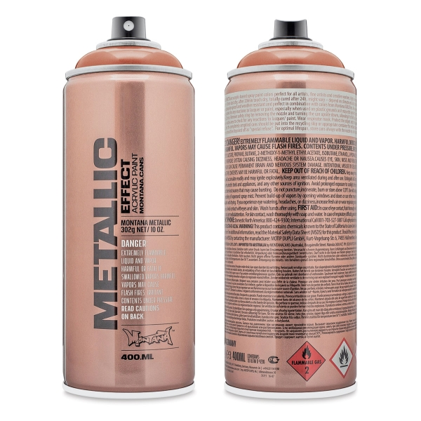 Metallic Effect Spray, Copper