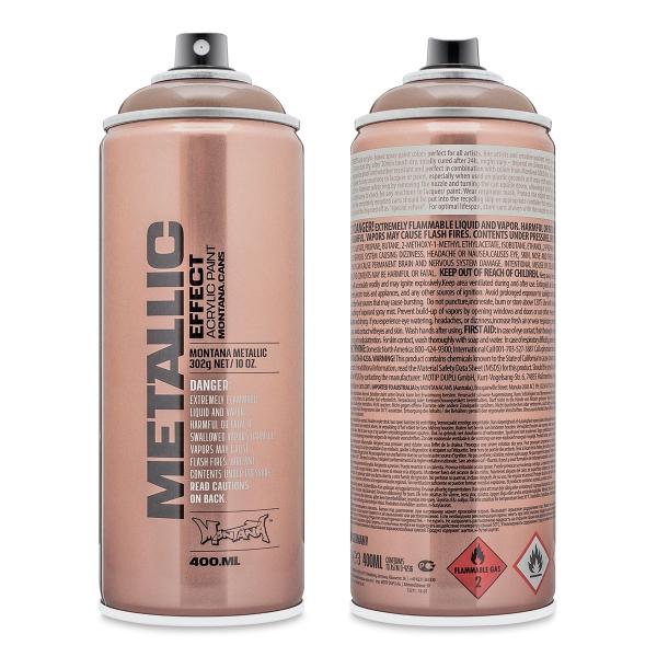Metallic Effect Spray, Champagne