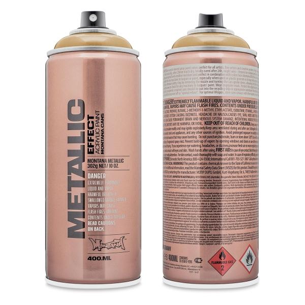 Metallic Effect Spray, Gold