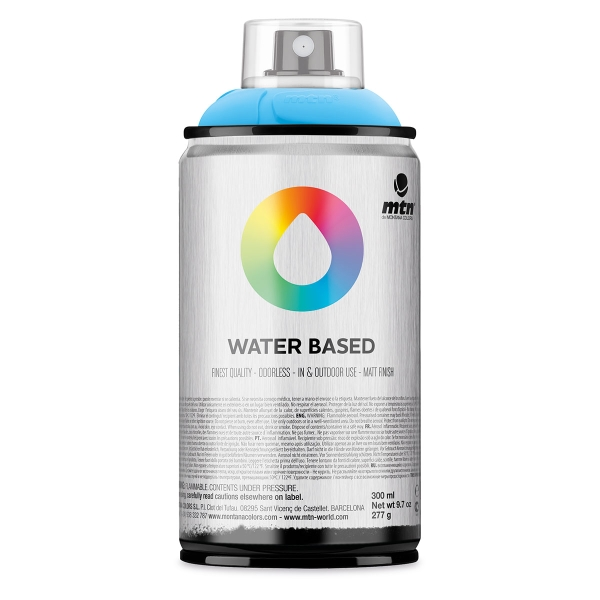 MTN Water Based Spray Paint, 300 ml Can
