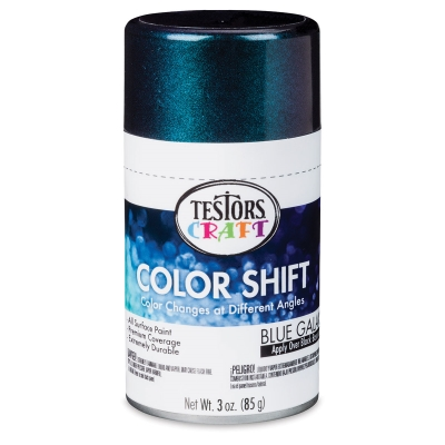 Color Shift Spray Paint, Blue Galaxy