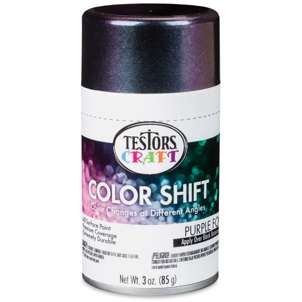 Color Shift Spray Paint, Purple Fog