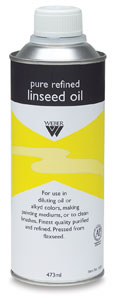 Linseed Oil, 473 ml (16 oz)