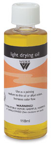 Light Drying Oil