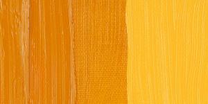 Indian Yellow Orange
